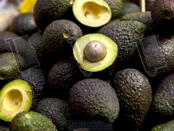 Aguacate hass (2-3 und x lb)