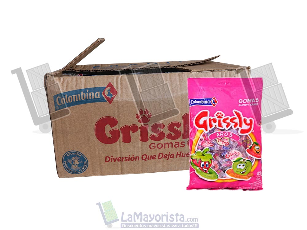 Goma Grissly Aros