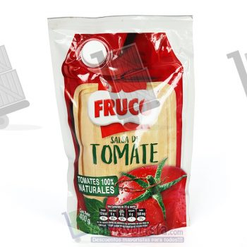Salsa tomate doy pack fruco *400gr