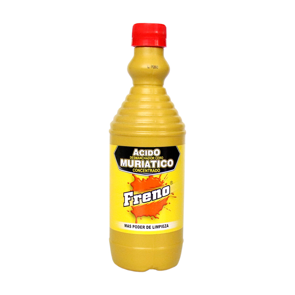 ACIDO SIN  MURIATICO FRENO *470ML
