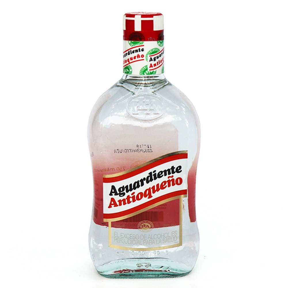 AGUARDIENTE ANT BOT FLA*750ML
