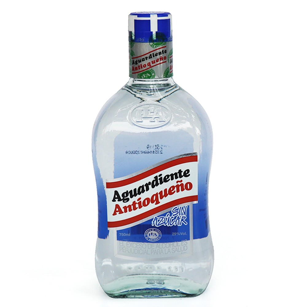Aguardiente ant s/a bot *750ml