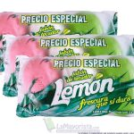 -Al por mayor- Jabón Lemon