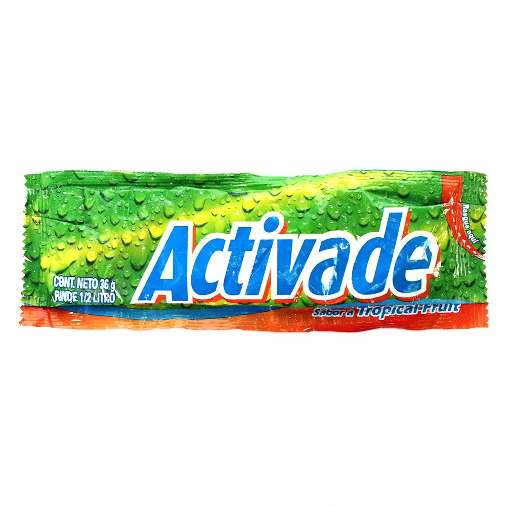 ACTIVADE TROPICAL *50GR