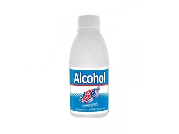 Alcohol 120ml jgb