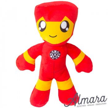 Peluche  Iron Man Mediano