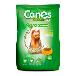 Canes Small Pet – 4000grs
