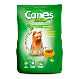 Canes Small Pet – 8000grs