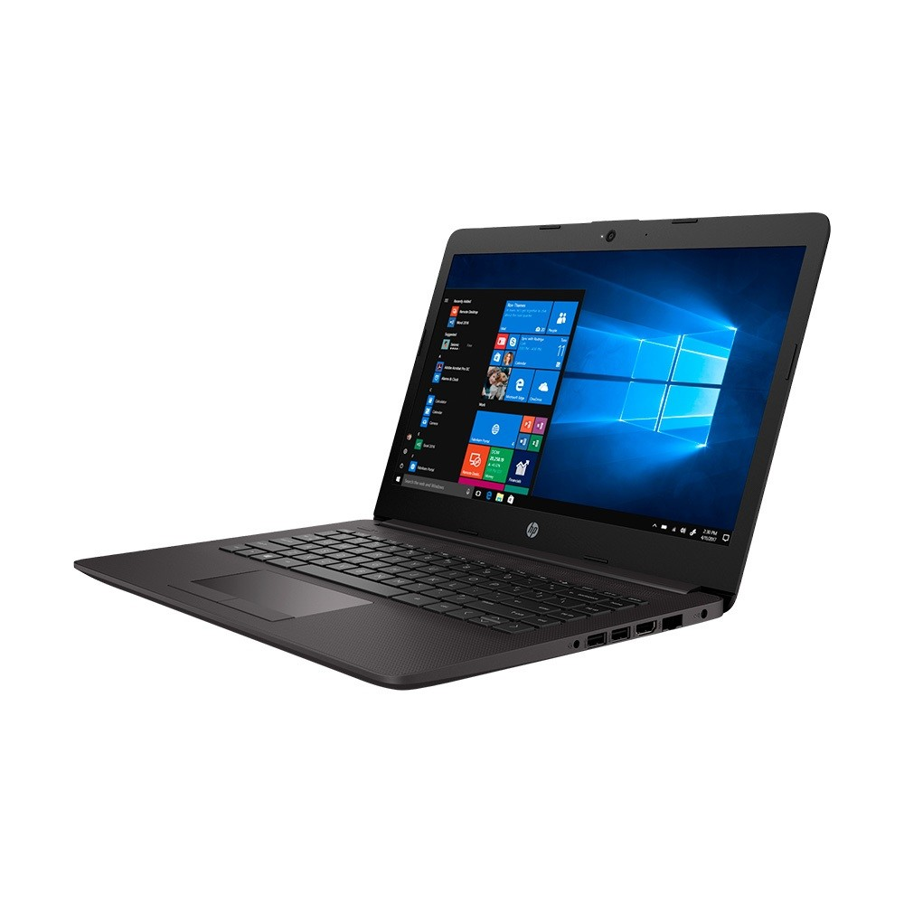 Portatil hp 240 g7 core i5 1035g1 4gb 256 solido 14 w10 pro