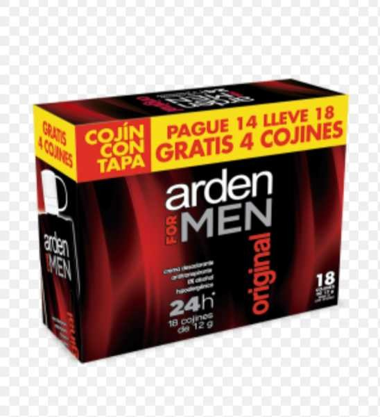 Desodorante Arden For Men X18